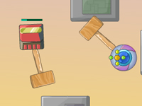 Play Hammer Ball game