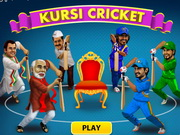 Play Kursi Cricket game