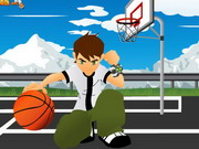 Play Ben10 Basketball game