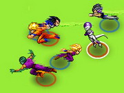 Play Dragon Ball Football game