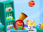 Play Professor Bubble game