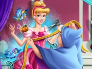 Play Cinderella Tailor Ball Dress game