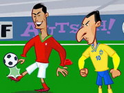 Play Ronaldo Vs Ibrahimovic game