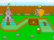 Play Toon Escape: Mini Golf game