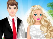 Play 50 Wedding Gowns For Barbie game