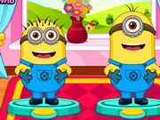 Play Minion Babies game