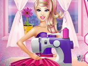 Play Barbie Tailor game
