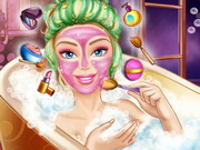 Play Barbie Beauty Bath game