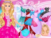 Play Barbie Older Sisters Room game