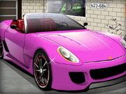 Play Barbie Driving Test game