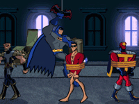 Play Batman Ultimate Rescue game
