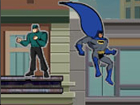 Batman: Gotham City Rush Game