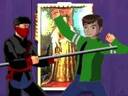 Play Ben 10 Vs Ninja game