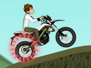 Ben10 Motorcycling 2 Game