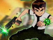 Play Ben 10 Takedown game