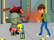 Play Ben 10 Zombie Survival game