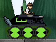 Ben 10 Tank Battle Game