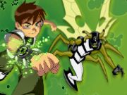 Ben 10 Stinkfly Battle Game