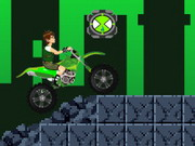 Ben 10 Power Motorbike Game