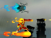 Play Ben 10 The Master Of Flame game