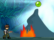 Play Ben 10 Travel In New World game