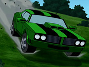 Play Ben 10 Hidden Wheels game