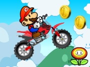 Play Mario Acrobatic Bike game