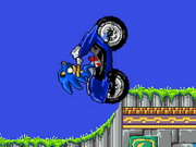 Play Super Sonic Motorbike 3 game