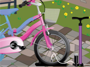 Play Bike Wash And Repair game
