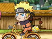 Play Naruto Bike Delivery game