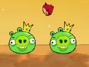 Angrybirds VS Greenpig Game