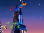 Spider Man Save Angry Birds Game