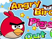 pelata Angry Birds Siat Out peli