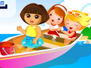 Dora Lighthouse Adventure Game