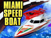 Miami Speed Boat Game