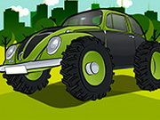 Play Jumping Monster Beetle game