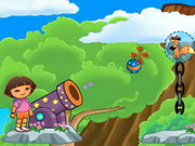 Play Dora The Bubble Pop game