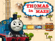 Play Thomas In Maze game