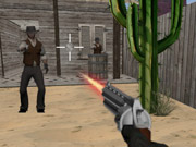 Play Wild West Conflict game