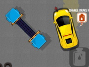 Play Car Service Parking game