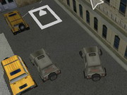Play Suv Parking 3d game