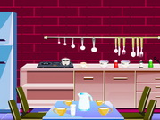 Play Escape Pink Kitchen game
