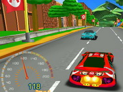 Play 3D Mario Racing game