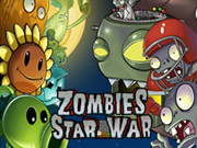 Play Zombies Star War game