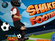 Play Football Shake game