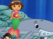 Play Dora Mermaid Activities game