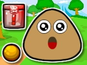 Play Pou Jelly World 2 game