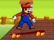 Play Mario Skate Ride game