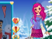 Play Winter Couple Love game