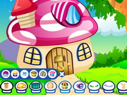 Play Fantasy Mushroom Decoration game